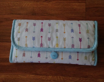 Travel Changing Pad Clutch