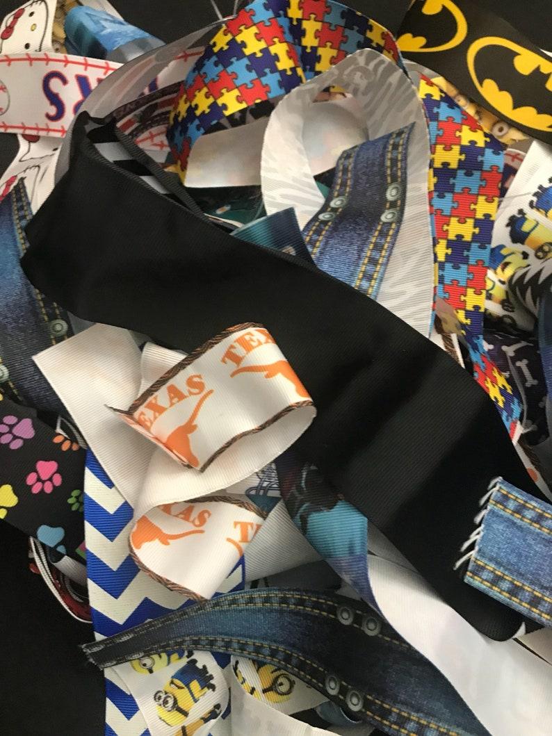Misc Ribbon Grab Bag