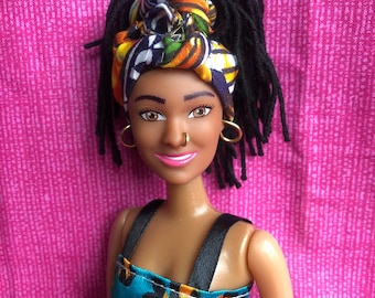 Black Barbie Etsy