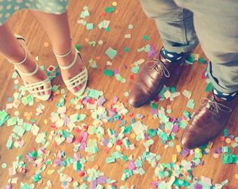 Tissue Paper Confetti Party Mix