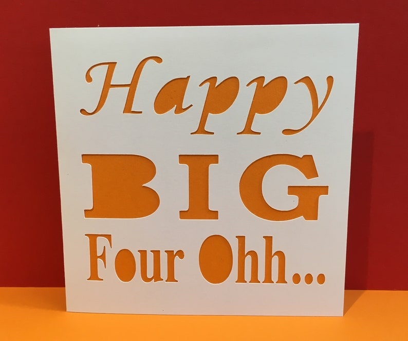 40th Birthday Card Funny Fortieth For A Man
