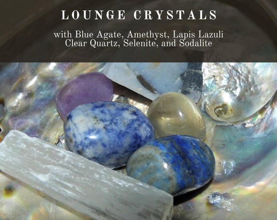 Lounge Crystals, Crystals for your Lounge,  Crystals for your Home,  Living Room Crystals