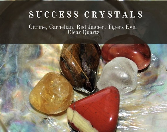 Success Crystals, Crystal Healing for Success, Healing Success Crystals , Crystal Energy Therapy