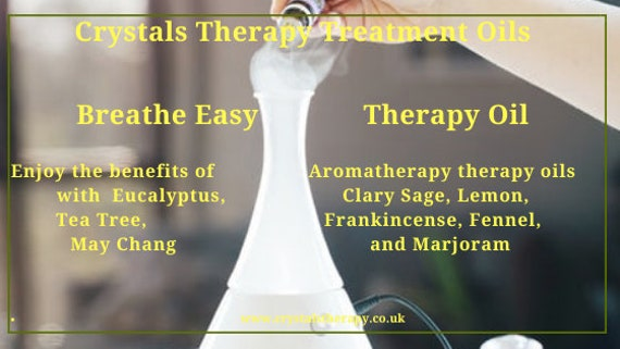 Breathe Easy Aromatherapy Oil
