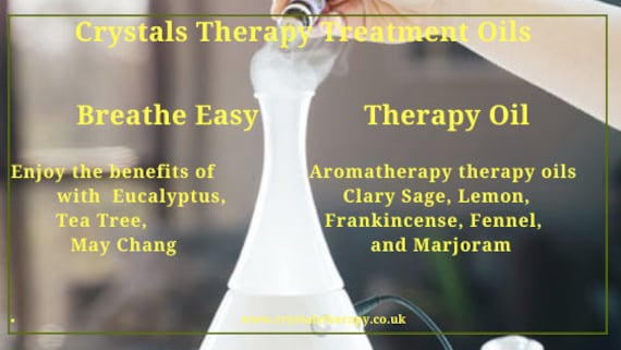 Breathe Easy Aromatherapy Oil,  Essential Oil Treatments, Diffuser Oil, Steam Inhalation Essential Oils