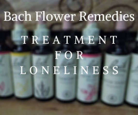 Bach Flower Remedies for  Loneliness, Bach Original Flower Remedies, Bach Flower Essences