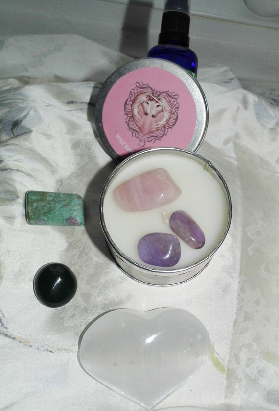 Crystal Healing Mix For Love