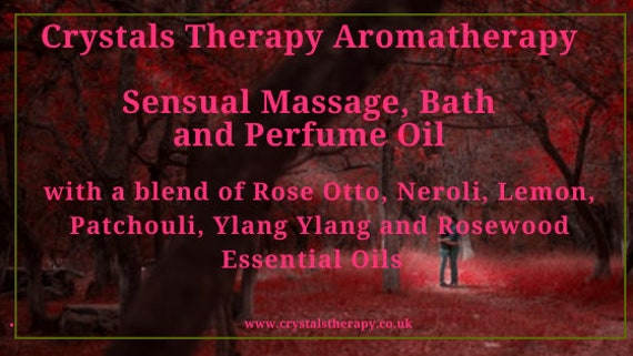 Sensual Aromatherapy Essential Oil, Aromatherapy Oil, Bath Oil, Best Massage Oil, Perfume Oil