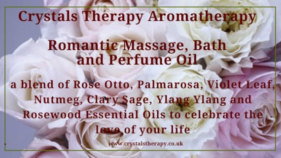 Romantic Aromatherapy Essential Oils