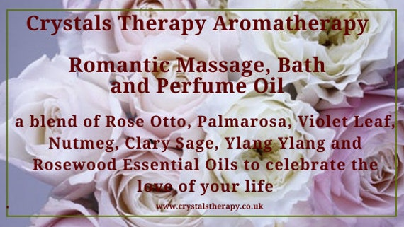 Romantic Aromatherapy Essential Oils, Aromatherapy Oil, Bath Oil, Best Massage Oil, Perfume Oil