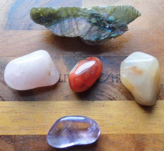 Crystals for Healing Negative Emotions including  Labradorite, Healing Therapy, Crystals for Healing, Healing Gifts