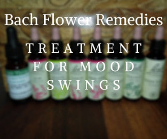 Bach Flower Remedies for Mood Swings, Bach Original Flower Remedies, Bach Flower Essences