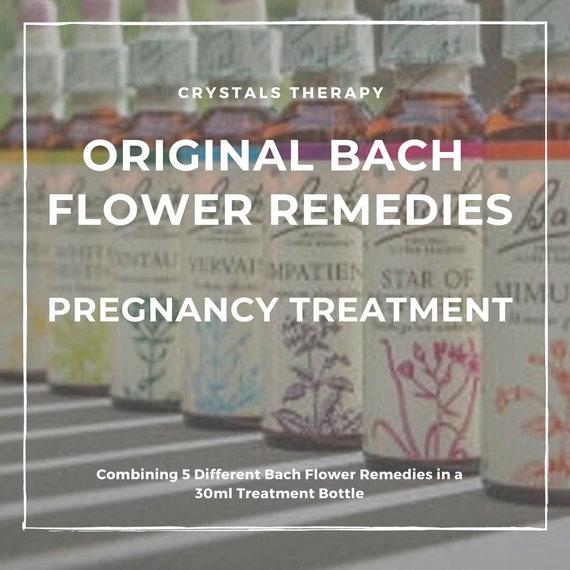 Bach Flower Remedies for Pregnancy, Original Bach Flower Remedies, Pregnancy and Birth Treatment