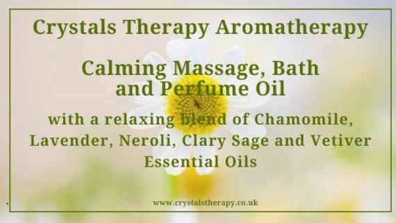 Calming & Relaxing Aromatherapy Essential Oil, Aromatherapy Oil, Bath Oil, Best Massage Oil, Perfume Oil