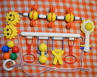 Collection Of 9 Patrick Rylands Design Ambi Toys Baby Toddler