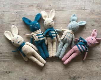 Organic Bunny blanket