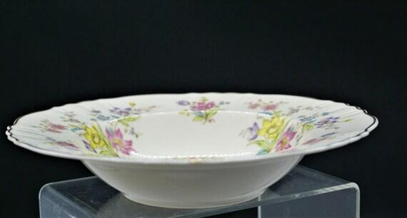 Briarcliff Syracuse China Small Bowl  5 Inches