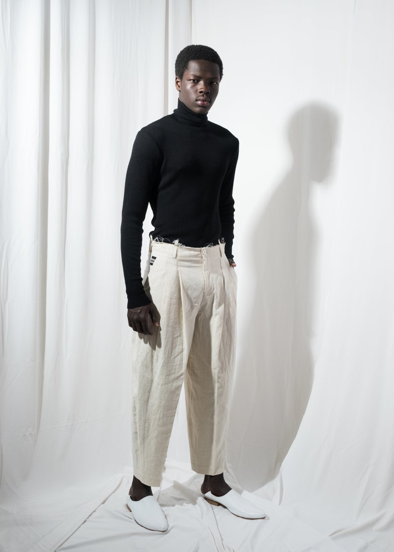 d0373a2f1397 Mens sweater Mens black sweater Mens turtleneck sweater | Etsy