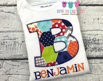 Personalized baby boy outfit - Boy shirt with name - Baby Boy clothes - Baby Boy personalized shirt - Baby boy gift - Personalized boy shirt