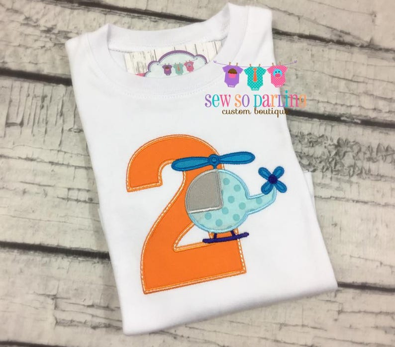 boy transportation birthday shirt Helicopter birthday outfit 1st Birthday Helicopter birthday shirt ANY AGE first birthday boy shirt