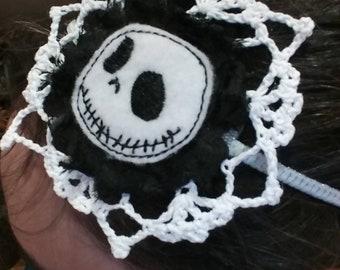 Nightmare Before Christmas lace headband