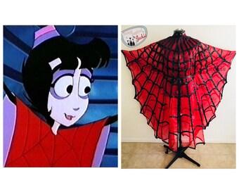 Lydia Spider Robe