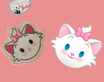 Marie Aristocats Patch