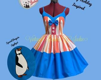 Bert Sweetheart Inspired Dress