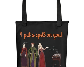 Witches Tote