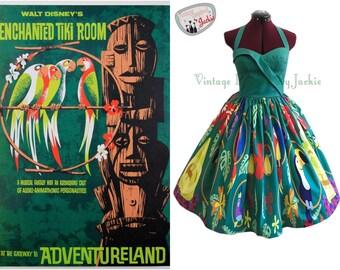 Enchanted tiki Custom Dress.