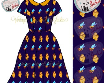 Pre-order Toast Inspired Dress