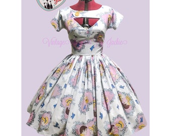 Cinderella Sheet Dress