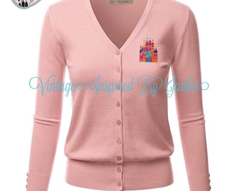 Small World Cardigan pre-order