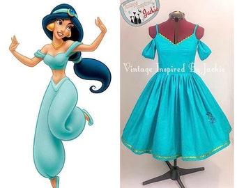 Jasmine Disney Bound dress