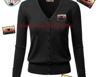 Awesome Mix Volume 1 Cardigan pre-order
