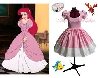 Ariel Pink Dress bound