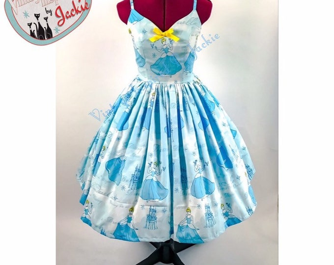 Cinderella Blue Sheet Dress Size 10 only!