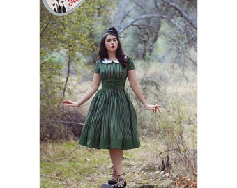 Haunted Mansion disney bound Inspired Dress