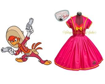 Panchito pistoles 2piece Dress and Bolero Bound dress