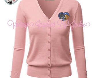 Lady and the Tramp Puppy love  pre-order Cardigan
