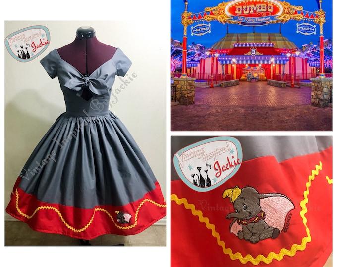 Keyhole Dumbo Bound Dress