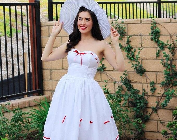 Jolly Holiday Disney Inspired Bound dress