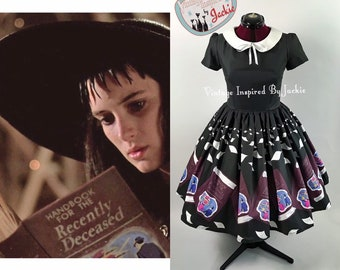 Book For Recently Dead Dress Inspired Dress