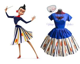 Franny inspired Disney Bound dress