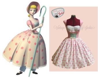 Bo Peep Shelf Bust Dress