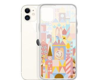 Pastel Pink iPhone case