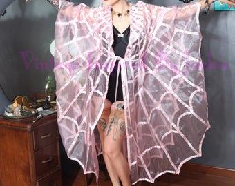 1940s Spider Robe