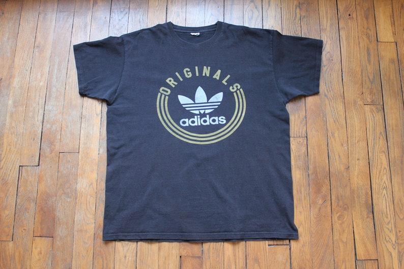 adidas originals t shirt xl