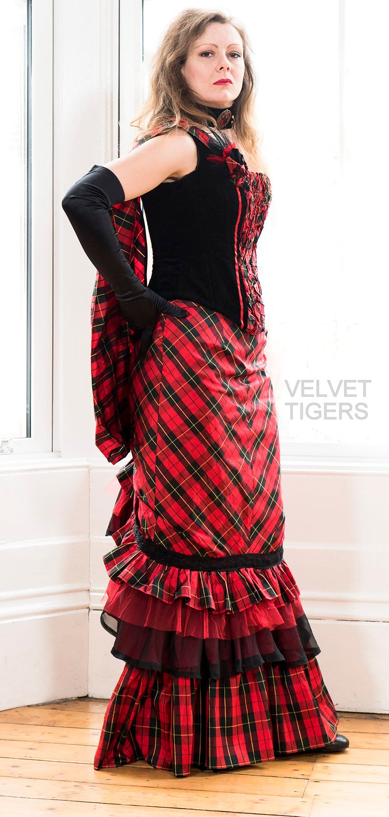 a5d3b206d49de Dress Alternative wedding or special occasion wear Victorian