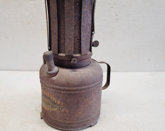 Vintage Bunsen Davy Engine Block Heater 1920-30's Ford Model A